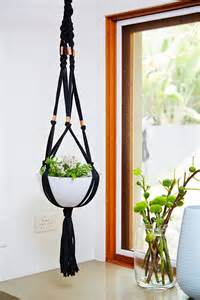 How To Make A Plant Hanger Out Of Yarn - 18 diy macram 233 plant hanger patterns guide patterns