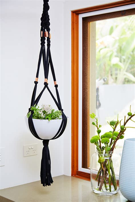 Make A Plant Hanger - 18 diy macram 233 plant hanger patterns guide patterns