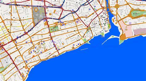 a santo domingo santo domingo plan de la ciudad mapas imprimidos de