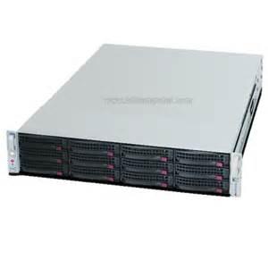 supermicro 6027r e1r12l 2u rackmount server bsicomputer