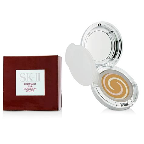 Sk Ii Compact Powder sk ii color clear enamel radiant compact with