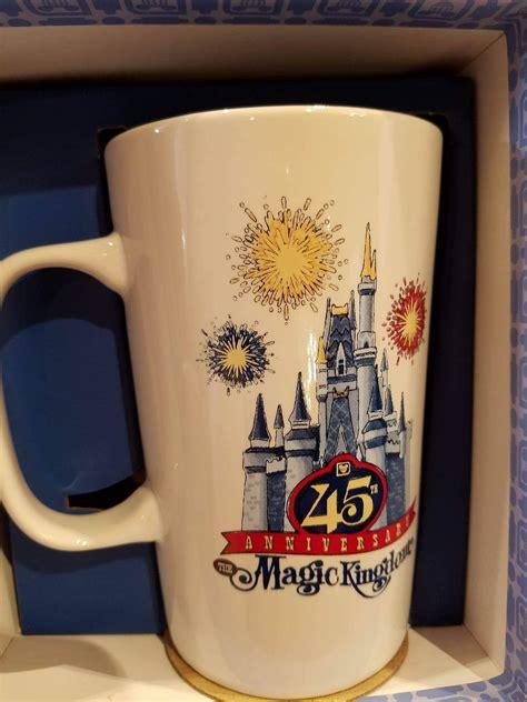 new magic kingdom starbucks quot new starbucks 45th anniversary magic kingdom mug released