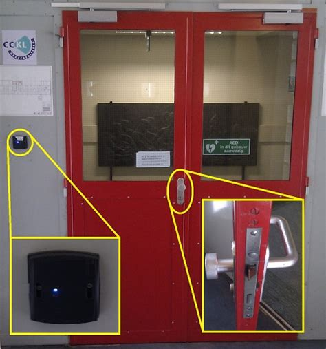 Door Badge System by Laboratory Quality Stepwise Implementation Tool