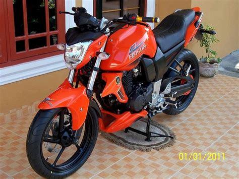 Yamaha Byson Modifikasi by Modifikasi Motor Byson Terbaru Terunik Motor Modifikasi
