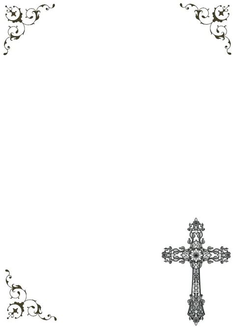 Decorative Crosses For The Home by Christian Border Clipart 15 Best Christian Borders And