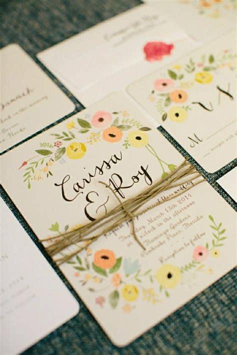 Hochzeitseinladung Zeichnung by 51 Originelle Designs Hochzeitseinladungen