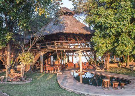 Safari Thatch Lake Kariba Safari Tented C