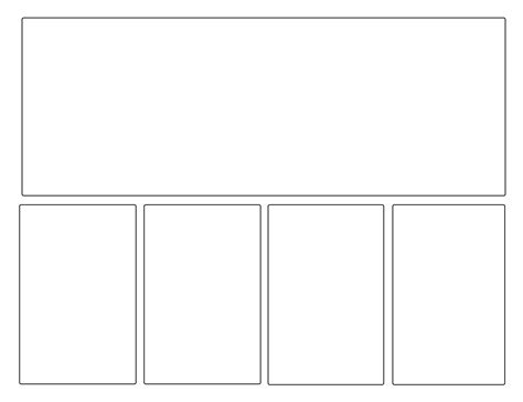 comic templates search results for blank comic book panels templates