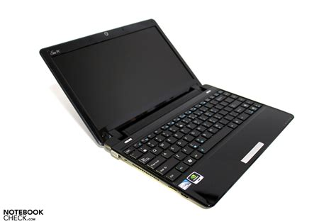 Notebook Asus Prosesor Amd asus eee pc 1201n notebookcheck net external reviews