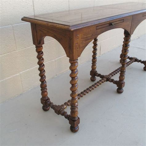 Watson Sofa Table Fancy Henredon Sofa Table 46 For Watson Sofa Table With