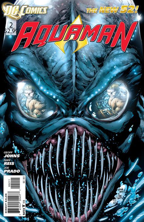Aquaman Vol 1 The Trench The New 52 Graphic Novel Ebooke Book aquaman vol 7 2 dc comics database