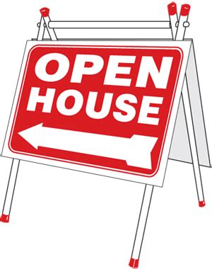 buy open house signs planet sign shop open house a frame red