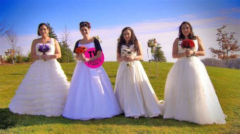 Four Weddings Canada, episode 8: how to be a buffoon and