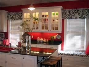 Black And Red Kitchen Ideas by Red White Kitchen Ideas