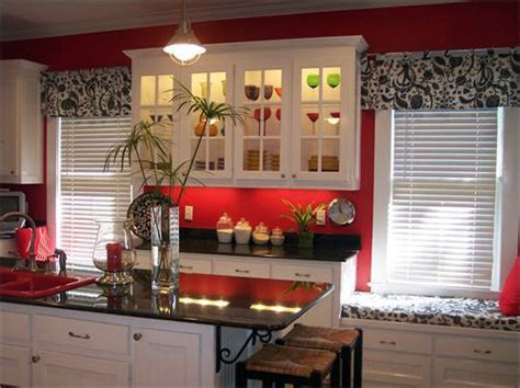 black and red kitchen ideas red white kitchen ideas
