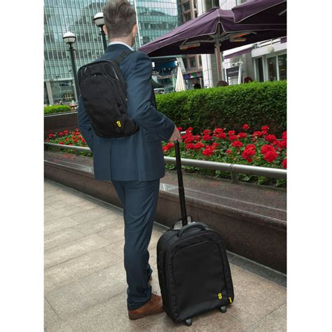 cabin luggage rucksack wheeled backpack cabin bag luggage 50cm x 40cm x 22cm