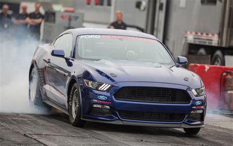 mustang jet 2016 ford mustang cobra jet revealed runs 8 0 second