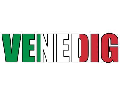 D Aufkleber In Italien by Venedig Schriftzug Aufkleber Italien Kaufen Bei Plot4u