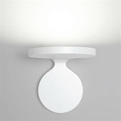 applique led artemide applique led blanc 216 12cm rea applique artemide neil