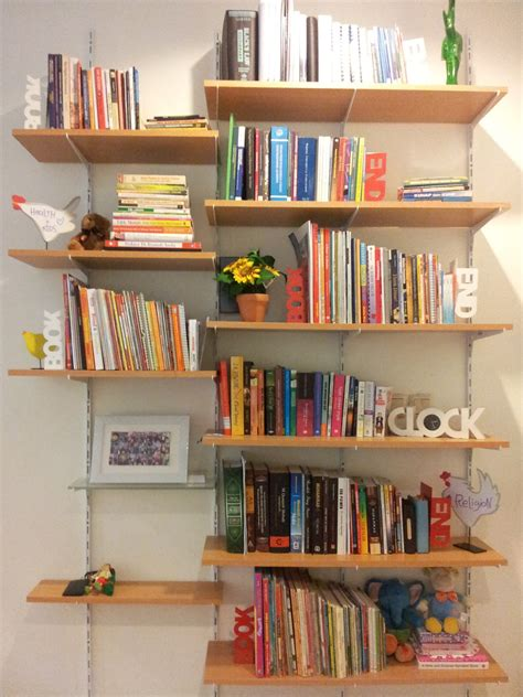Rak Buku Ace Hardware bubupunyacerita diy book shelf