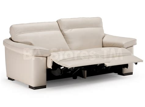 Sofa Recliner Natuzzi Editions Leather Reclining Sofa B814 Sofas B814