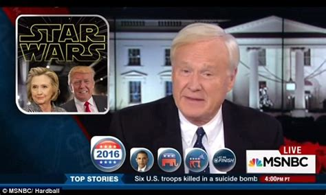 Hardball Host Has A On by Chris Matthews Plugged Wars On Nbc After
