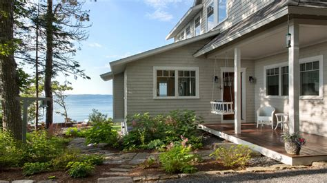 Point Cottages by Spruce Point Cottage In Boothbay Harbor Maine A Cottage
