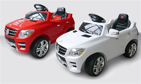Mercedes Ml350 Play Car Groupon