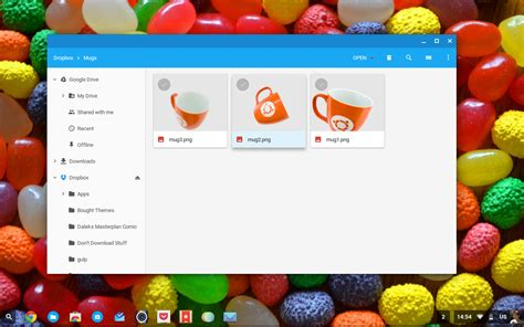 dropbox on chromebook how to access dropbox from the chromebook file manager