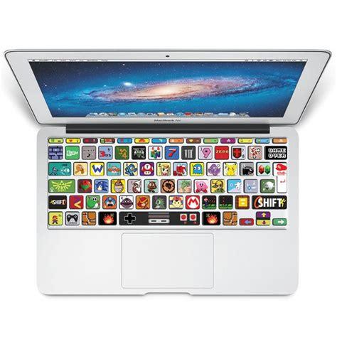 Macbook Pro Tastatur Aufkleber by Nintendo Spiele Tastatur Aufkleber F 252 R Macbook