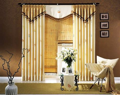 window curtain box design traditional innovative drapery header styles