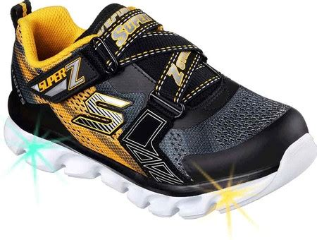skechers s lights hypno flash boys light up shoes skechers boys s lights hypno flash z sneaker ebay