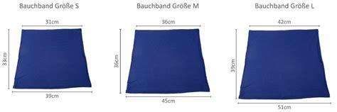 ab wann bauchband band bauchband bauchb 228 nder bauchbinde m gr 38 42