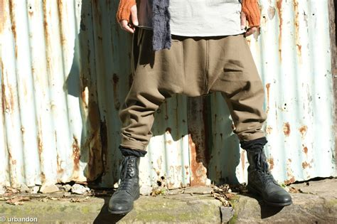 pattern making drop crotch pants mens military drop crotch pants sewing projects
