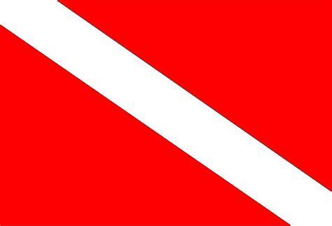 dive flag the william scuba club