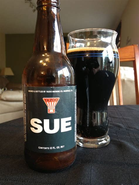 The Detox Bottle By Sued by 523 Yazoo Brewing Sue Imperial Smoked Porter 1000 Beers