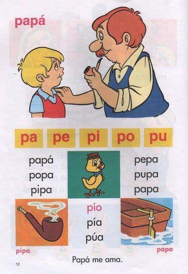 leer y aprender en 8853015209 silabario en fichas para aprender a leer silabas leer aprendizaje y lectura