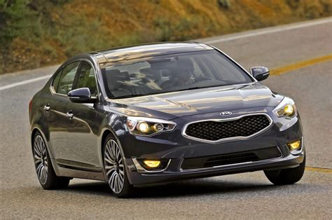 Kia Cadenza Custom 2016 Kia Cadenza Overview The News Wheel