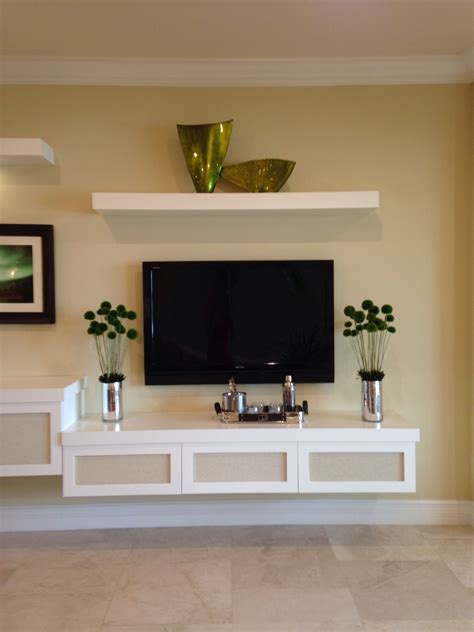 floating tv stand home ideas living room decor tv wall decor living room designs