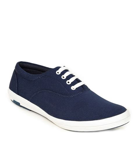 bliss navy blue casual shoes for price in india buy