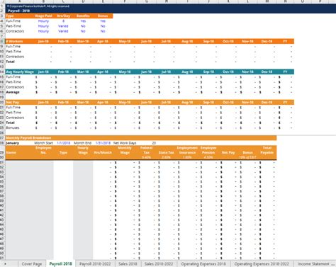 investment projection spreadsheet db excelcom