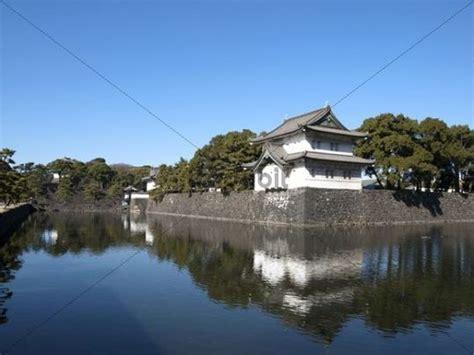 The Conoe Chiyoda Tokyo Japan Asia edo castle also known as chiyoda castle chiyoda tokyo