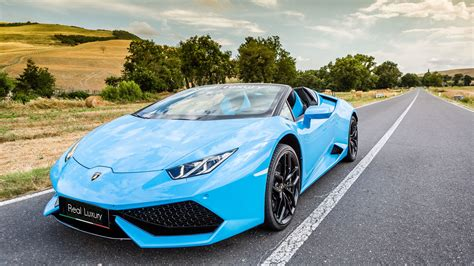 Italy Lamborghini by Rent Lamborghini Huracan Spyder In Italy Real Luxury