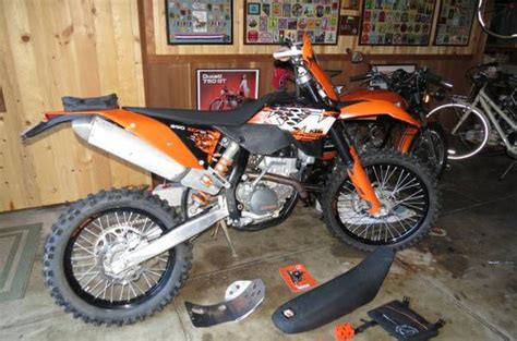 2008 Ktm Xcf W 250 Buy 2008 Ktm 250 Xcf W Motorcycle With Low On 2040motos