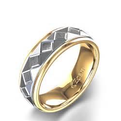 wedding ring mens ngagement rings finger mens engagement rings two tone