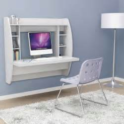 White Computer Desk For Sale The Discount Sale Prepac White Floating Desk With Storage