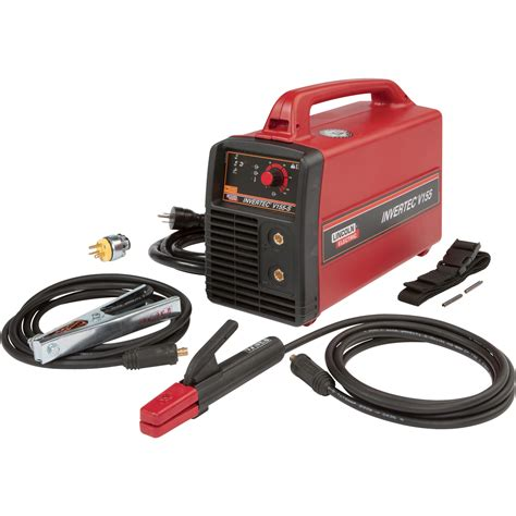 lincoln welding machine free shipping lincoln electric invertec v155 s arc stick