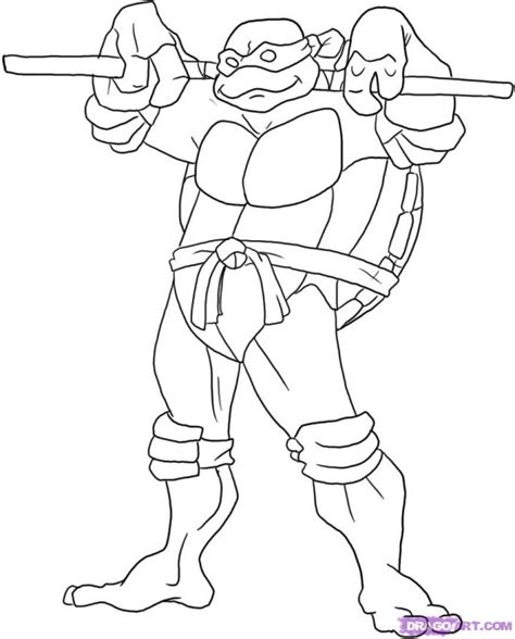 teenage turtle coloring page teenage mutant ninja turtle colors az coloring pages