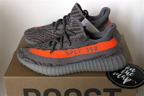 adidas yeezy boost   beluga  og grey orange bb        ebay