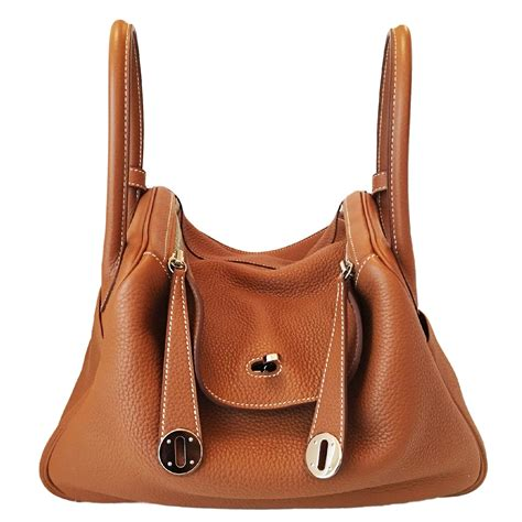 hermes color herm 232 s hermes lindy 30cm gold color clemence leather with